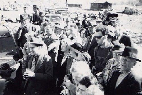 calator in timp 1940