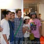 bookfest 28 mai 2011 moisescu & titanii funky fresh