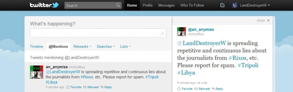 cenzură pe twitter