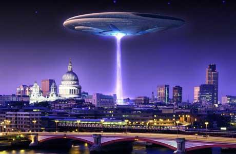invazie extraterestra