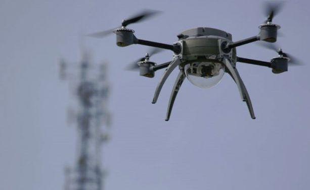 drona Aeryon Labs