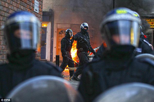 statul politienesc