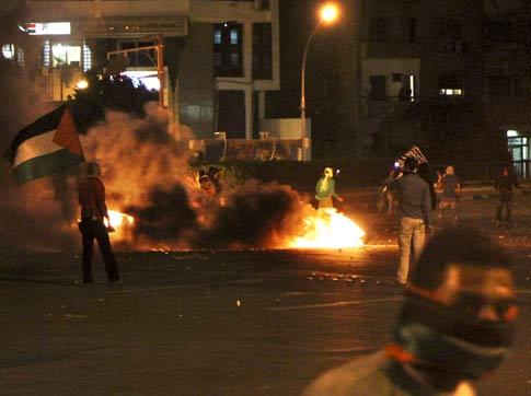 Revolta la Cairo