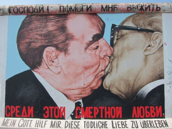 breshnev vs honecker