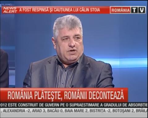romania plateste romanii deconteaza