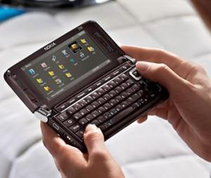 smartphone de business