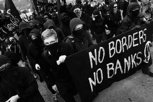 no borders no banks