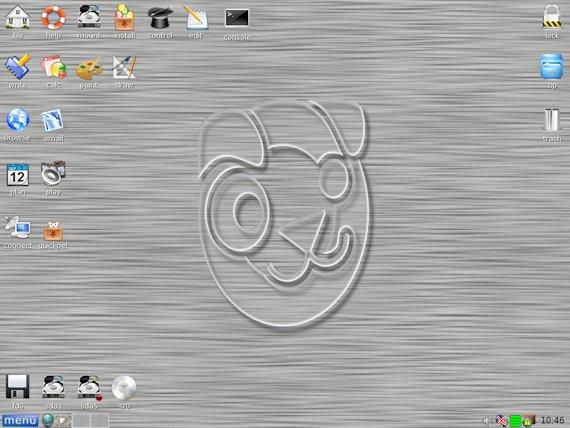 desktop puppy linux 5.2.8