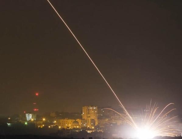 israel arma laser